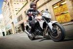 Honda CB500F Review / Specs / MPG / HP & TQ / Naked Sport Bike CBR StreetFighter Motorcycle - CBR500R / CB500X
