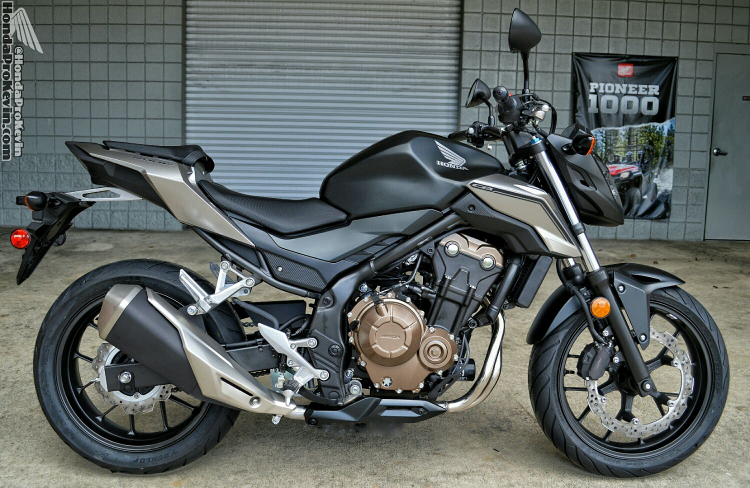 2017 Honda Cb500f Review Of Specs Amp Changes Naked
