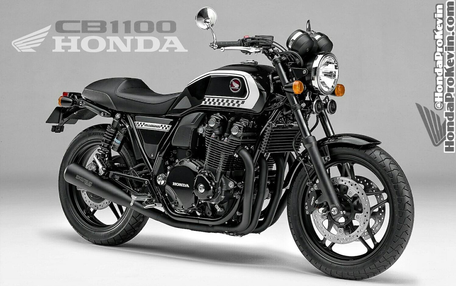 2016 Honda CB1100 Info / Custom Concept Motorcycle - Vintage / Retro Cafe Racer Style Bike | CB1100 EX / Deluxe