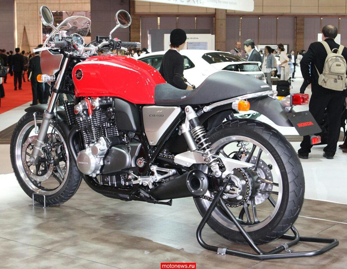 Honda CB1100 Custom Concept | 2017 = Back to the USA ...