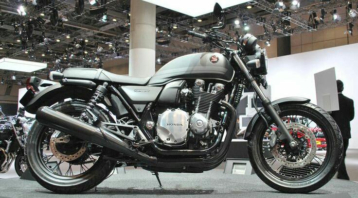 Honda-cb1100-ex-matte-black-motorcycle-bike-retro-