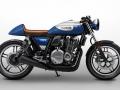 Custom Honda CB1100 Motorcycle / Bike - Vintage & Retro Cafe Style CB 1100