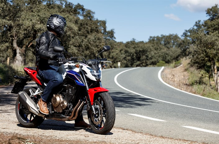 2016 Honda Cb500f Review Of Specs Amp Changes Naked Sport
