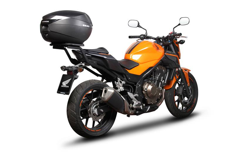 Honda CB500F SH39 Trunk / Storage Accessories - Naked CBR Sport Bike / Motorcycle StreetFighter