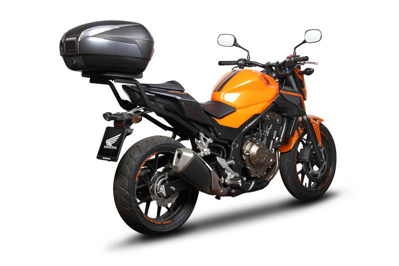 Honda CB500F SH48 Trunk / Storage Accessories - Naked CBR Sport Bike / Motorcycle StreetFighter