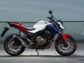 2017 Honda CB500F Review / Specs - Naked Sport Bike / StreetFighter Motorcycle