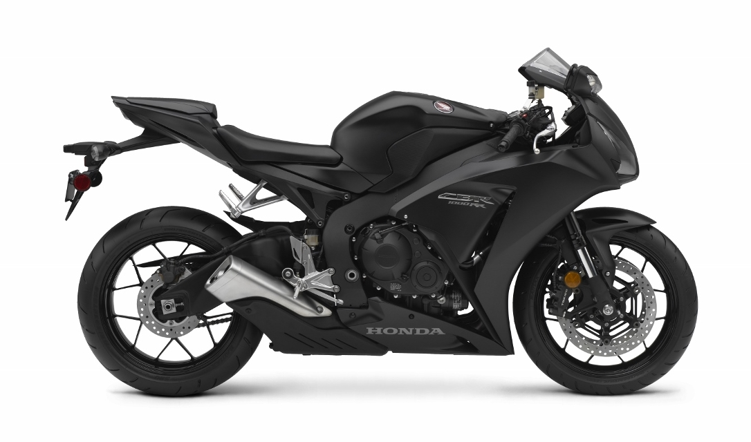 2016 CBR1000RR Review of Specs - CBR 1000RR Sport Bike / Motorcycle