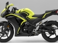 2016 Honda CBR300R Sport Bike / Motorcycle Review - Specs - Pictures - Videos - Yellow CBR 300R
