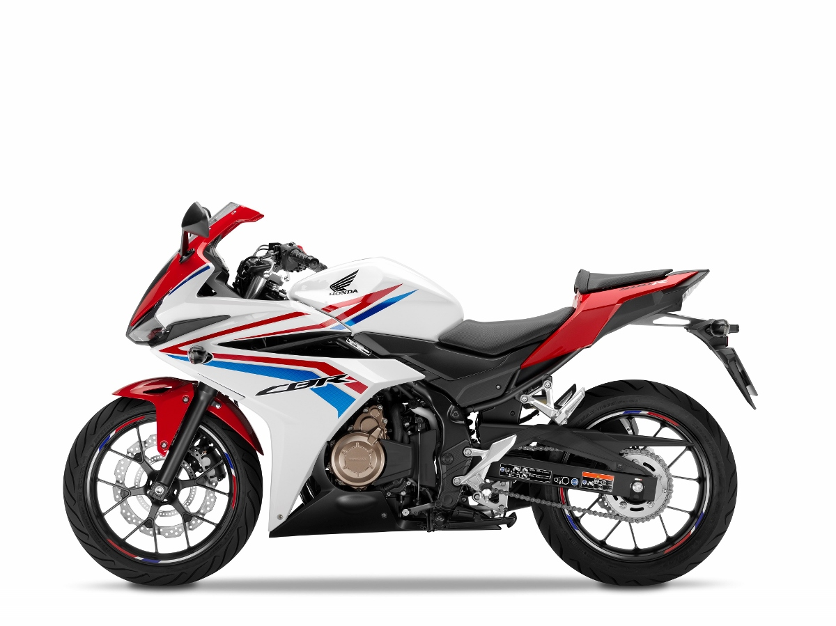 2016 Honda Cbr500r Review Of Specs Amp Changes Sport Bike