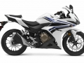 2016 Honda CBR500R White Sport Bike / Motorcycle Reviews - Specs