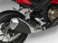 2016 Honda CBR500R Exhaust - Review, Specs, Price, Horsepower - CBR Sport Bikes / Motorcycles / Performance Numbers