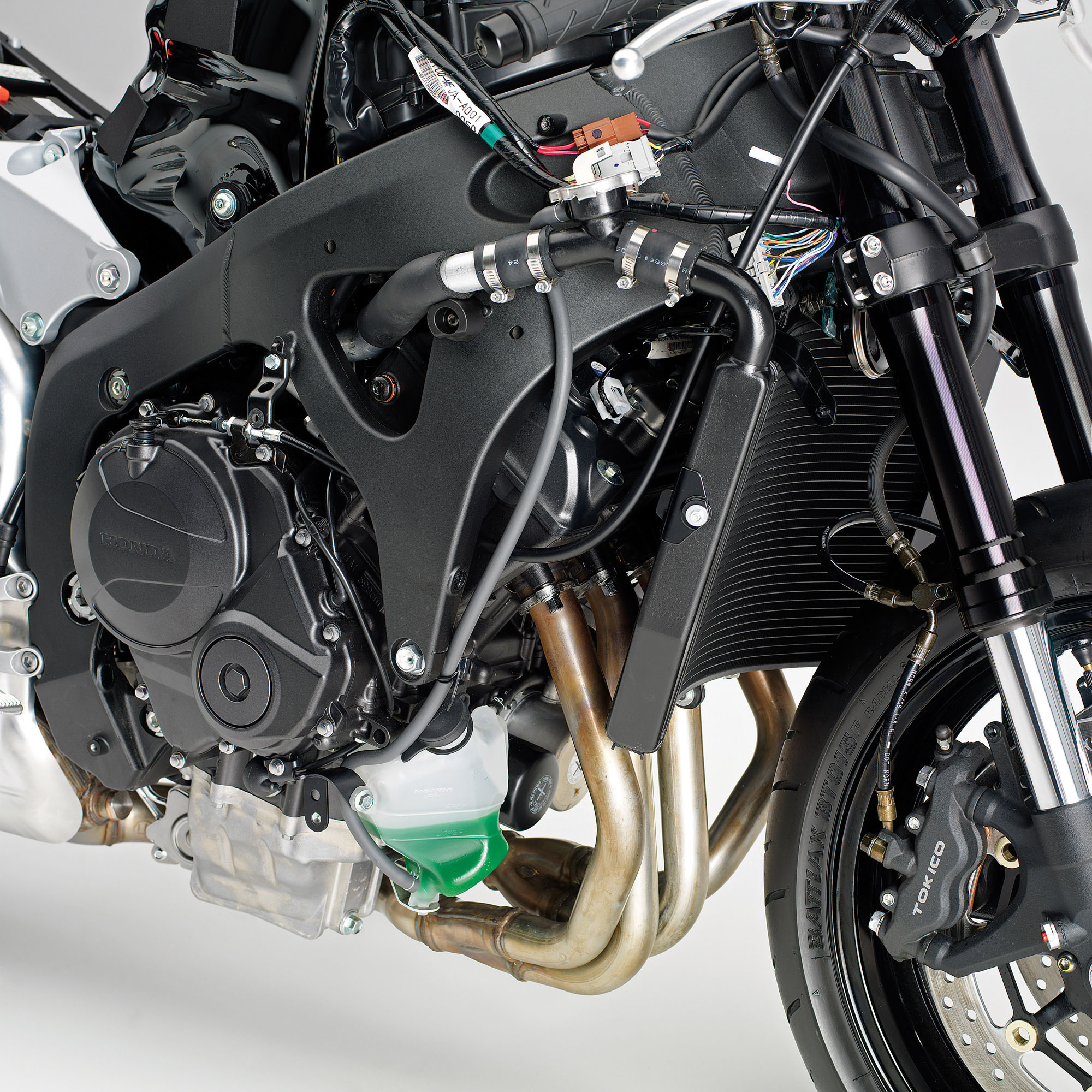 2017 Honda Cbr600rr Review Specs 600cc Cbr Supersport Bike 2005 600 Rr Color Wiring Diagram Technical Specifications