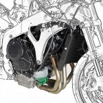 2017 Honda CBR600RR Engine / Frame - Review / Specs - CBR 600 Sport Bike Motorcycle - HP & TQ Performance Rating