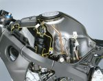 Honda CBR600RR Engine Specs Review (Fuel Tank, Velocity Stack, Pump, Injectors) - Frame / Chassis & Suspension