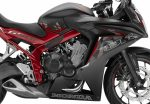 2016 Honda CBR650F Sport Bike / Motorcycle Review - CBR 650