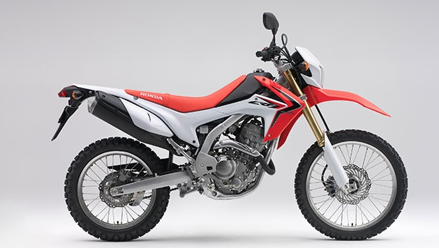 2016 Honda CRF250L Review / Specs - Dual Sport Motorcycle / Bike CRF 250L (CRF250LG)