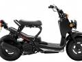 2016-honda-ruckus-black-scooter-50-cc-automatic-moped-nps50