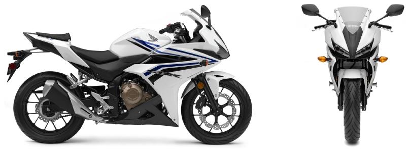 Honda CBR500R Review / Specs - CBR Sport Bike / Motorcycle