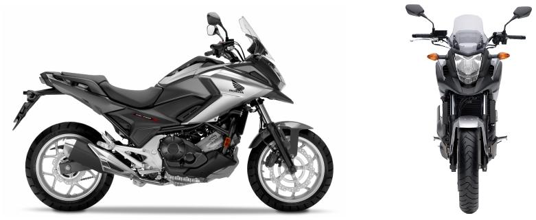 Honda NC700X Review / Specs - Adventure NC Bike / Motorcycle