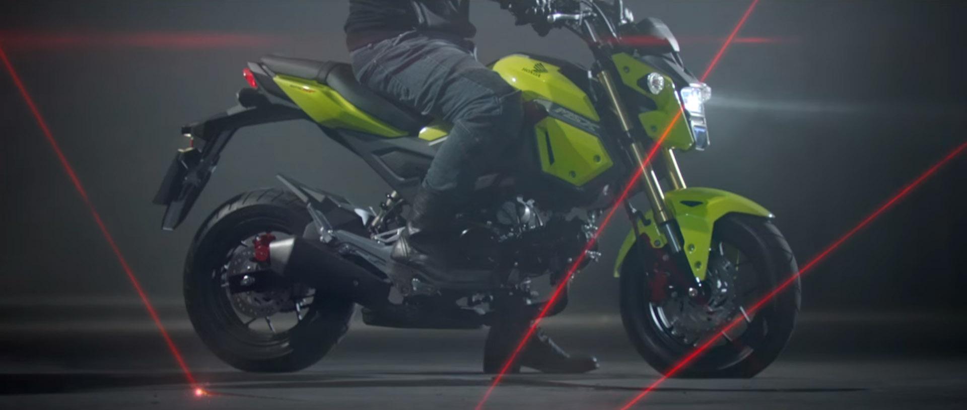 honda grom  announcement motorcycle news update