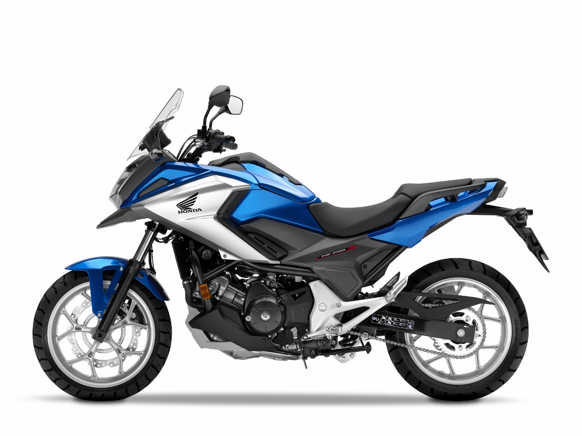 2016 Honda Nc750x Review Of Specs Changes Adventure