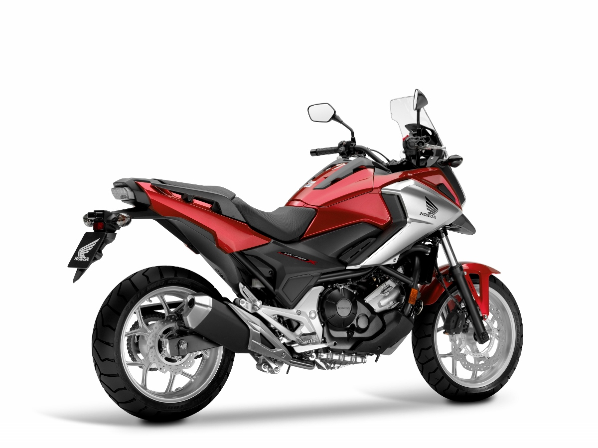 2016 honda nc750x review of specs changes adventure. Black Bedroom Furniture Sets. Home Design Ideas