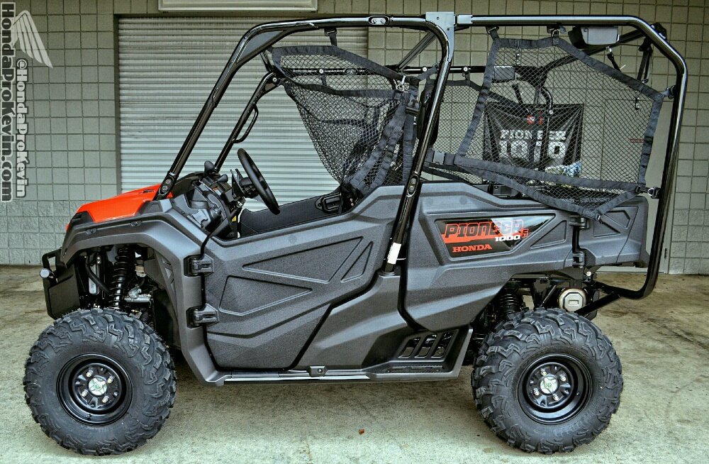 2017 Honda Pioneer 1000-5 EPS Review / Specs - UTV / Side by Side ATV / SxS / Utility Vehicle 4x4 - HP / Top Speed MPH / Performance Rating