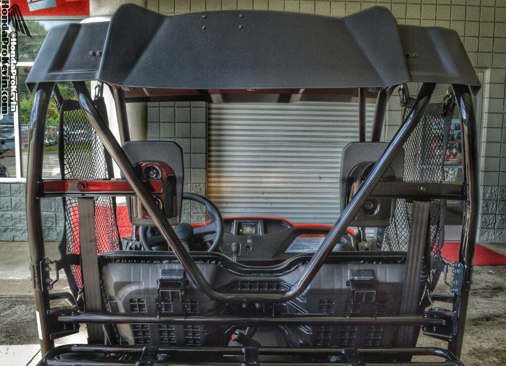 2019 Honda Pioneer 500 Accessories - Hard Top / Roof