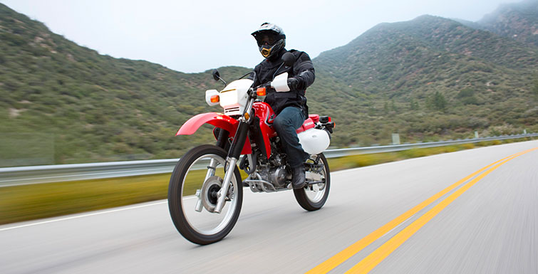 2016 Honda XR650L Dual Sport Motorcycle Review / Specs - Pictures & Videos