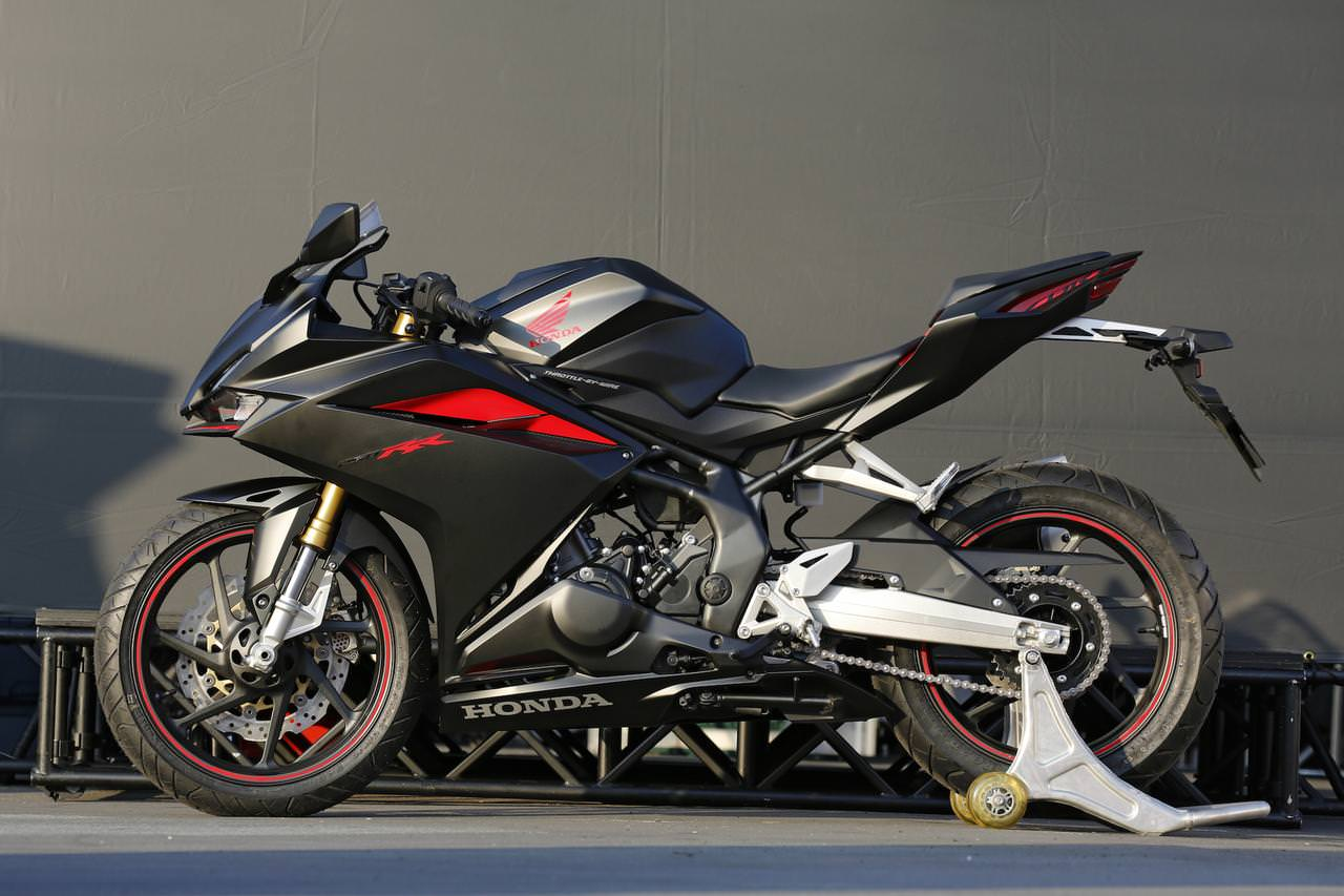 2017 Honda Cbr250rr Review Of Specs Features Pictures Videos Cbr250 Wiring Diagram Specifications
