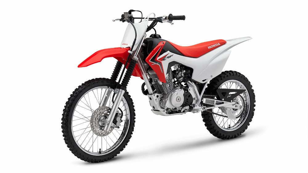 2017 Honda CRF125F Review / Specs - CRF 125 Dirt & Trail Bike / Motorcycle - 125cc CRF125