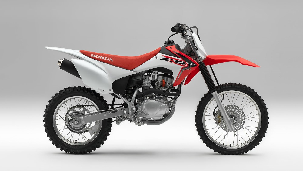 2017 Honda CRF150F Review / Specs - CRF 150 Dirt & Trail Bike / Motorcycle - 150cc CRF150