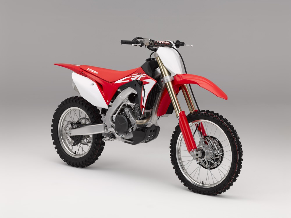 2018 Honda Crf450r Review Specs New Changes Crf