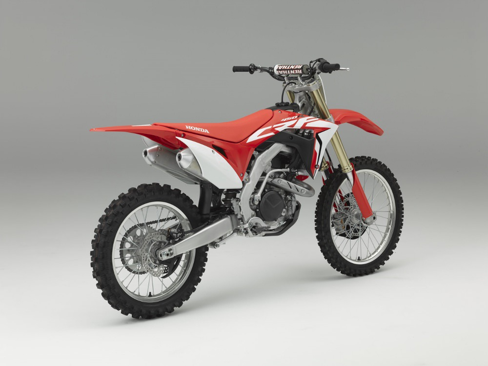 2018 Honda Crf450r Review    Specs   New Changes