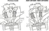 2017 Honda CRF450R Engine Specs / Changes