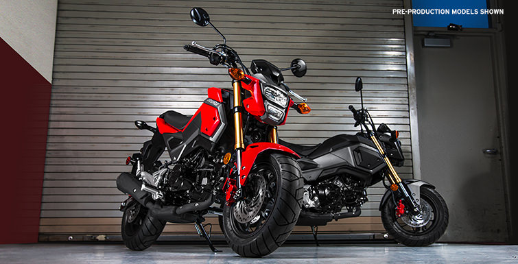 Honda Grom Review >> Detailed 2017 Honda Grom 125 Review of Specs & Changes - Announcement for USA! | Honda-Pro Kevin