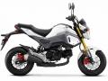 2017 Honda Grom 125 Review / Specs & Changes - Motorcycle / Mini Bike 125cc