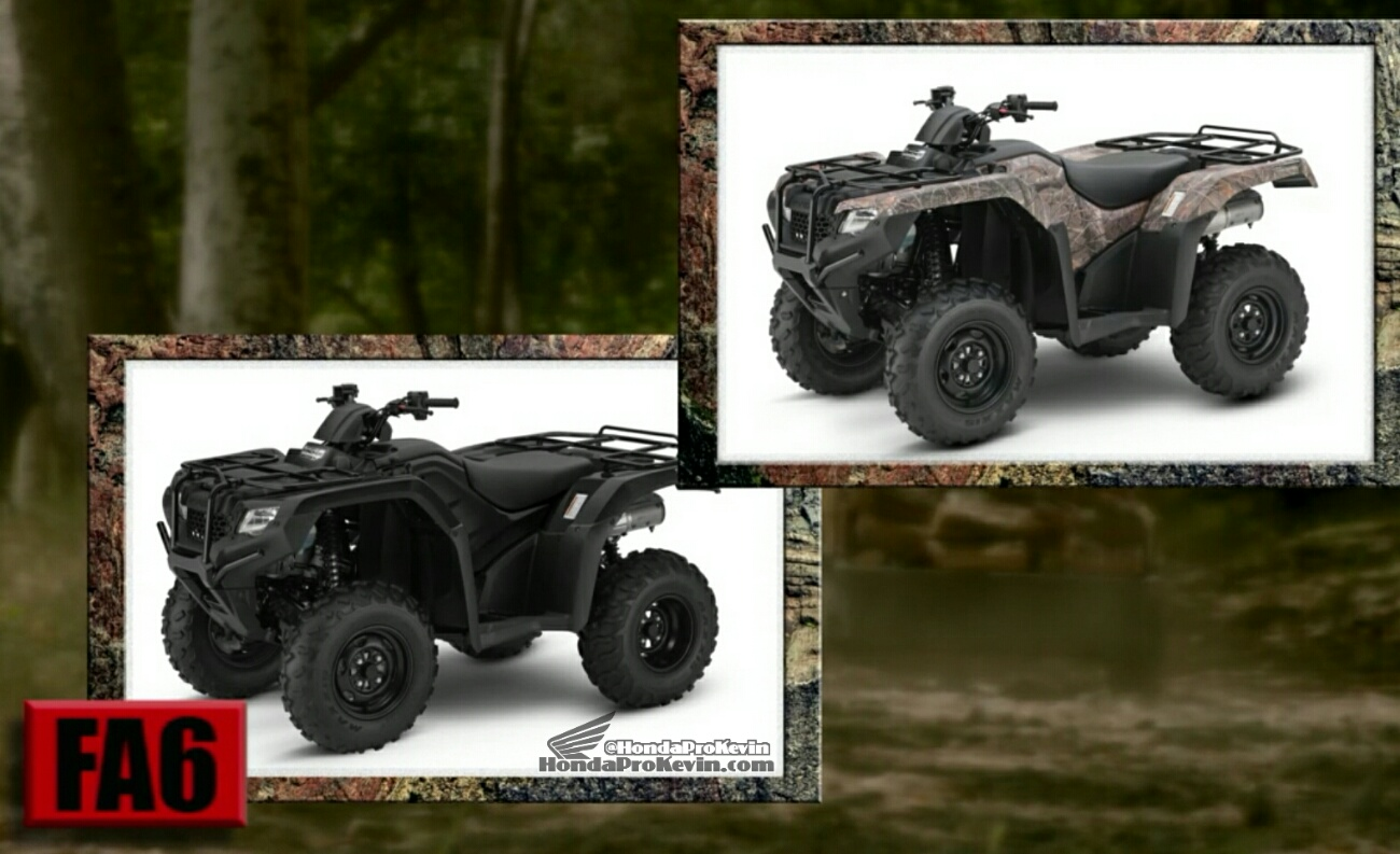 2017 Honda Rancher 420 DCT IRS Models Review / Specs / Price / Release Date - Rincon, Rubicon, Foreman, Rancher, Recon