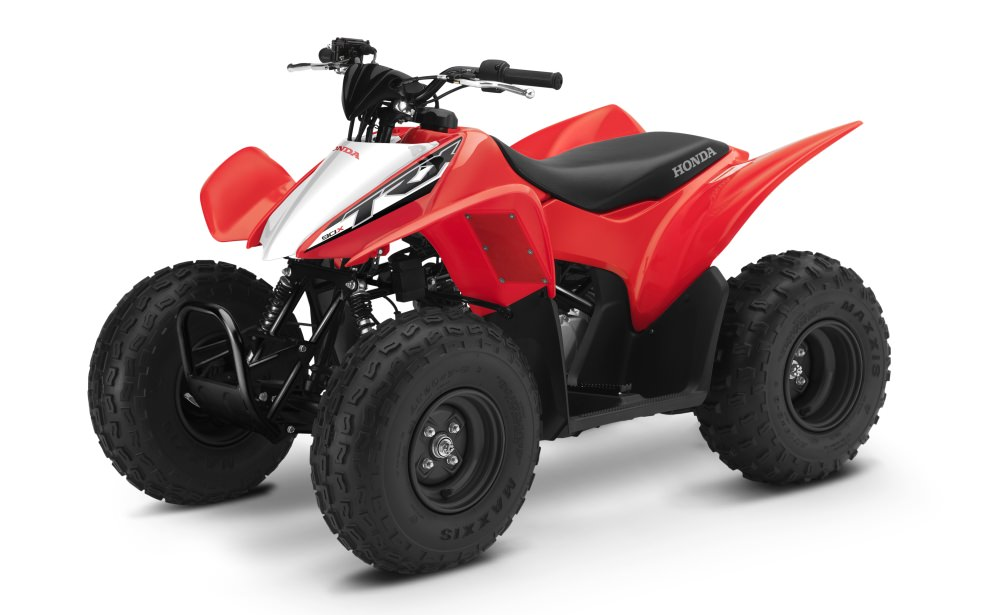 Honda Four Wheelers For Sale >> 2017 Honda Atv Model Update News Discontinued Models