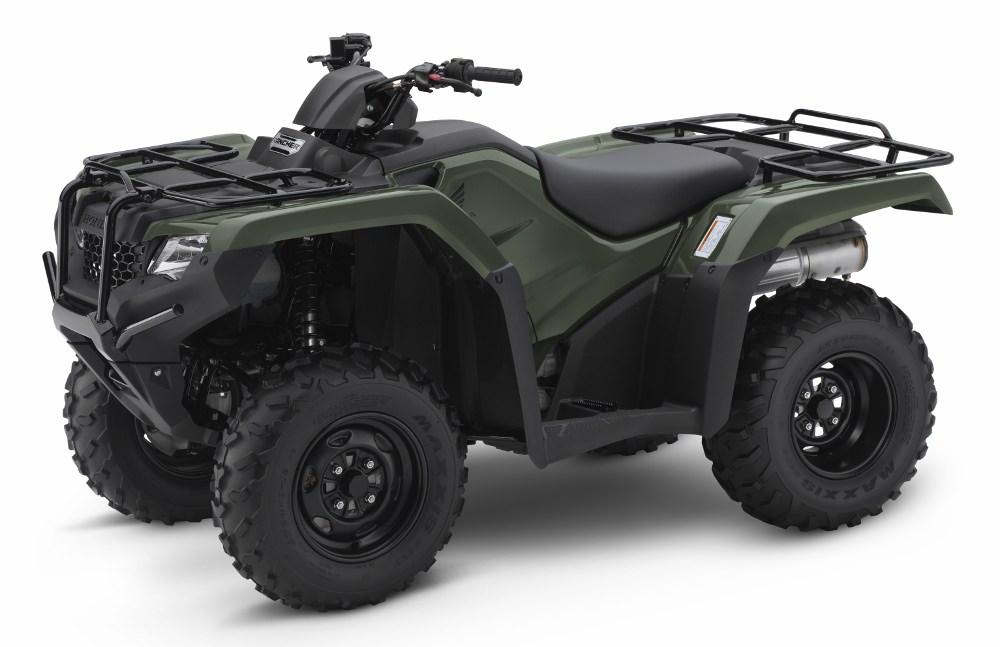 2017 Honda Rancher 420 2x4 ATV Review / Specs / Price / Release Date - Rincon, Rubicon, Foreman, Rancher, Recon