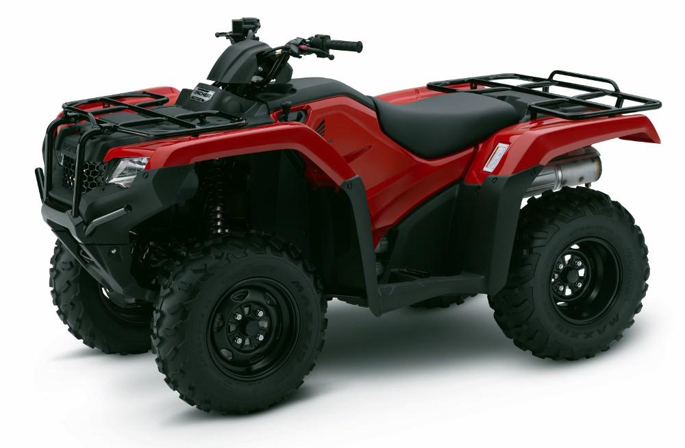 2017 Honda Rancher 420 4x4 ATV Review of Specs - Horsepower & Torque - TRX420FM1 - Rincon, Rubicon, Foreman, Rancher, Recon