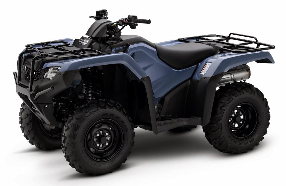 2017 Honda Rancher 420 DCT EPS ATV Review / Specs / Price / Accessories - FourTrax TRX420FA2 - Rincon, Rubicon, Foreman, Rancher, Recon