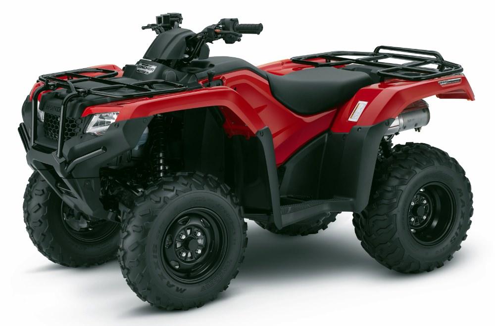 2017 Honda Rancher DCT IRS EPS ATV Detailed Specs Review - TRX420FA6 / TRX420FA5