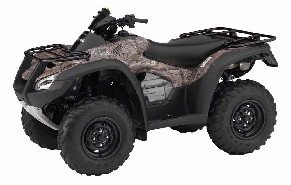 2019 Honda Rincon 680 Camo ATV Review / Pictures & Videos - FourTrax TRX680 Accessproes - Rincon, Rubicon, Foreman, Rancher, Recon