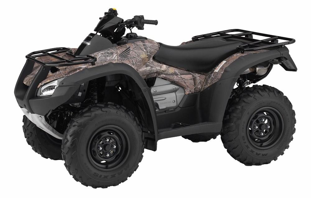 2018 Honda Rincon 680 Camo ATV Review / Pictures & Videos - FourTrax TRX680 Accessproes - Rincon, Rubicon, Foreman, Rancher, Recon