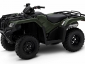 2017 Honda Rancher 420 4x4 Manual Shift ATV Review / Specs / Price TRX420FM1 - Rincon, Rubicon, Foreman, Rancher, Recon