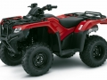 2017 Honda Rancher DCT IRS EPS ATV Detailed Specs Review - TRX420FA6 / TRX420FA5