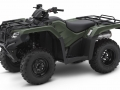 2017 Honda Rancher DCT EPS ATV Review / Specs / Price / HP & TQ - TRX420FA2 / TRX420FA1