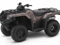 2017 Honda Rancher TRX420 DCT EPS ATV Review / Specs / Price / HP & TQ - TRX420FA2 / TRX420FA1 Phantom Camo