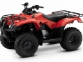 2017 Honda Recon 250 ES ATV Review / Specs - TRX250TE Red
